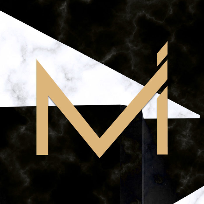 MI Original - logo design by Ana Balog design