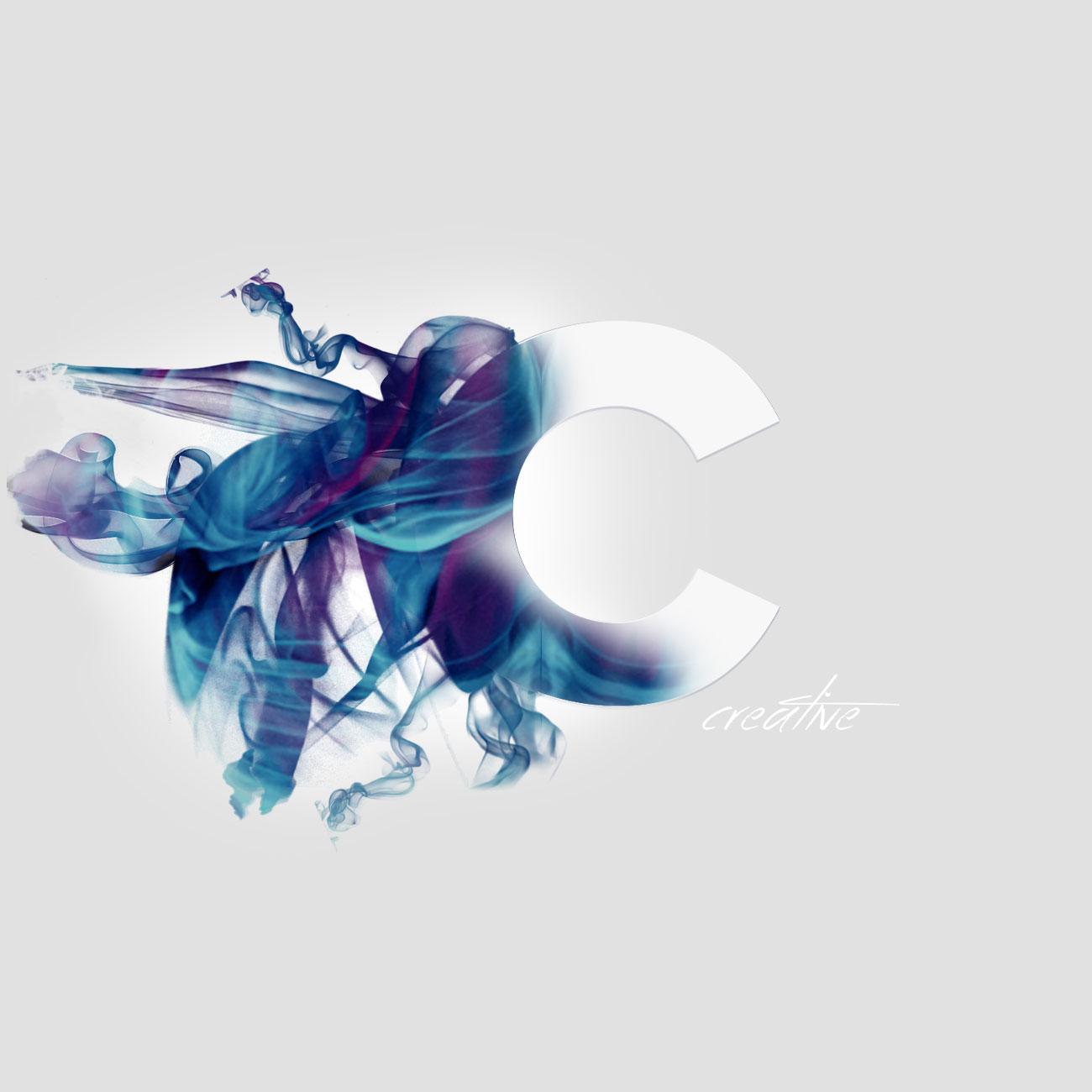 """Creative"" - website banner design"