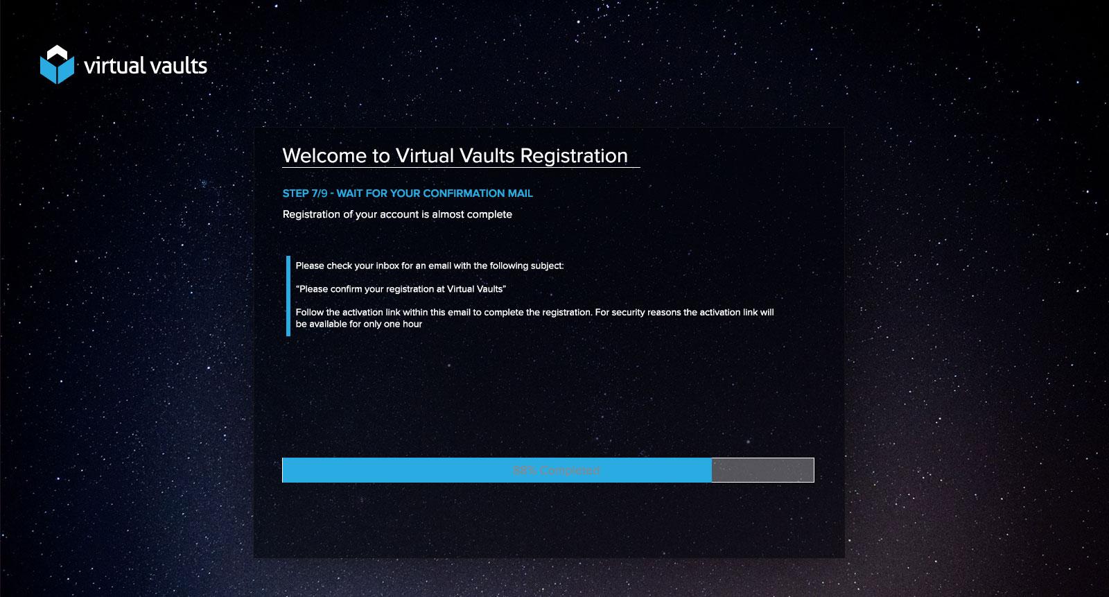 Dizaj aplikacije - registracija korisnika