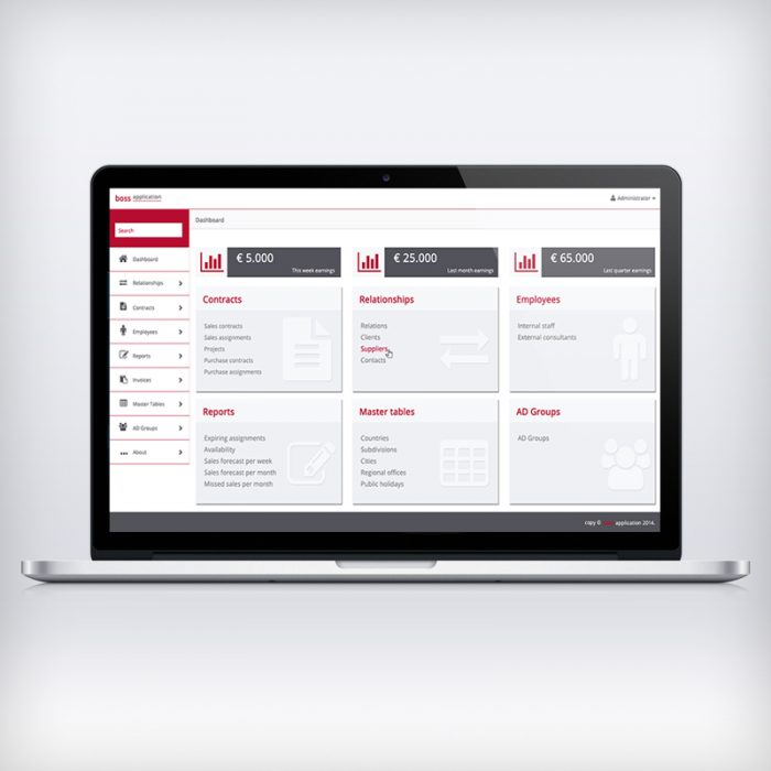 Application design for Betabit