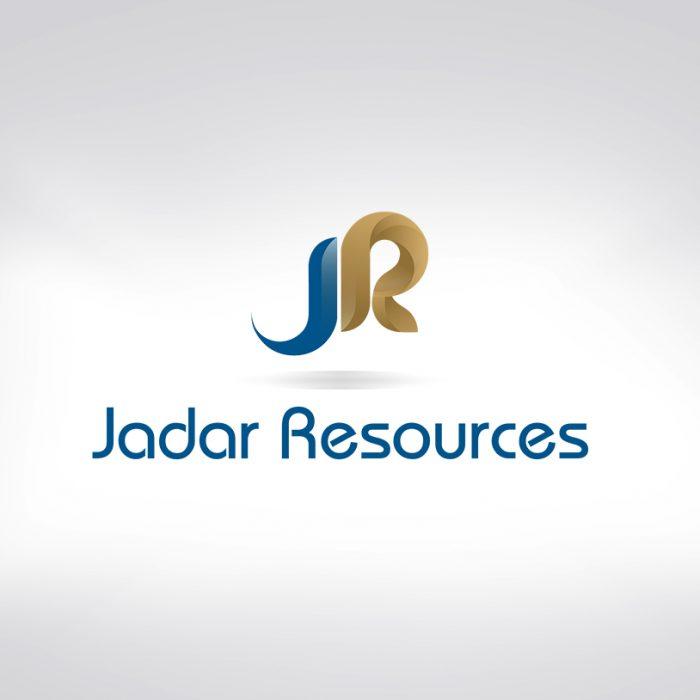 Jadar Resources logo design